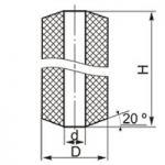 Уплотнитель пакера резиновый ТУ 38 105 1021-76