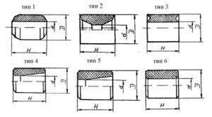 Втулка уплотнительная ТУ 38 105 1021-76